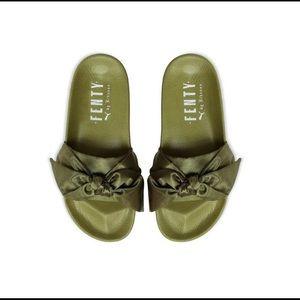 Fenty Puma Slides Size 8.5